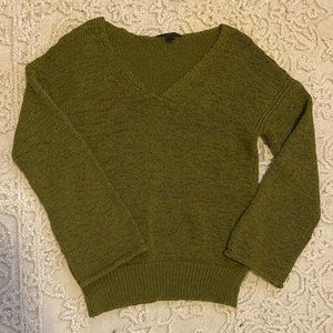 J.Crew Bell-Sleeved Sweater